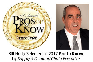 Scientific Logistics CEO Selected as 2017 Pro to Know by Supply & Demand Chain Executive