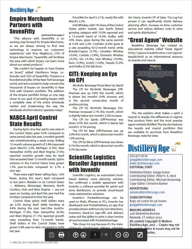 News - Scientific Logistics